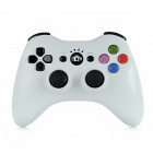 Stylish Wireless Bluetooth V4.0 DoubleShock Controller for PS3 / PS3 Slim / PS3 CECH 4000 - White