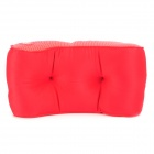 D4118A Multi-Purpose Relaxation Massage Soft Cushion - Red