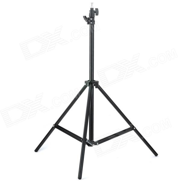 200 Portable Folding Aluminum Alloy Photo Studio Tripod Light Stand - Black hiinst black portable and durable waterproof portable carrying storage aluminum alloy case box for spark drop aug15