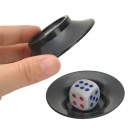 6985 Magic Super Flying Saucer Dice - Black + White