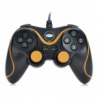 Gedoushi USB Game Controller for PC - Black + Orange