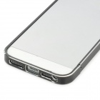 Ultra Thin Aluminum Alloy Bumper Frame for Iphone 5 - Black