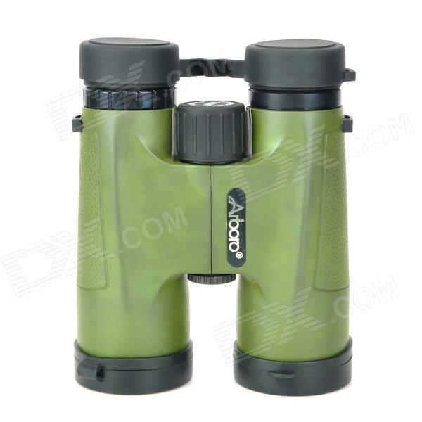Arboro 10X Magnification 42mm Telescope - Army Green + Black