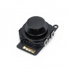 Repair Parts Replacement 3D Joystick + 3D Conductive Rubber for PSP2000 - Black