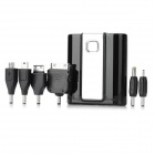 "ZNOODA DS-6800B Dual-USB External ""6800mAh"" Power Bank w/ 3-LED for iPhone 4 / 4S / Samsung / HTC"