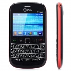 "iPro Venus GSM Bar Phone w/ 2.3"" Screen, Quad-Band, Dual-SIM, FM, TV and Bluetooth 2.0 - Black"