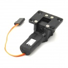 Plastic 10mm Undercarriage for R/C Model - Black (4.8~6V)