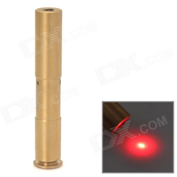 Cartridge Red Laser Bore Sight Kit for 410/36 Gun Barrel - Copper Red (3 x AG3) waterproof gun sight barrel jungle disguise adhesive tape 9m length
