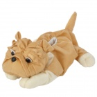 Cute Shar-Pei Doll Tissue Wrap Holder for Car / Home