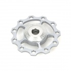 AEST YPU09A-13 Aluminum Alloy Bike 11T Rear Derailleur Pulley - Titanium