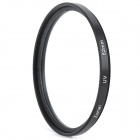 Zomei Glass + Aluminum Alloy UV Protection Lens for DSLR - Black (62mm)
