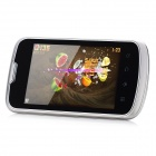 "Tesveden T101 Android 4.0 GSM Smartphone w/ 3.5"" Capacitive Screen, Wi-Fi and Quad-Band - Silver"