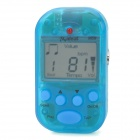 Mini Professional Electronic Metronome - Blue