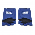 Super-K Sport Synthetic Rubber + Nylon Handschuhe - Deep Blue (Pair / Größe L)