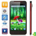 Star S5 Butterfly Quad Core Android 4.2 Phone w/ 5.0 Capacitive Screen, Wi-Fi and GPS - Black + Red