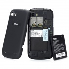 "ZTE V970 Android 4.0 WCDMA Bar Phone w/ 4.3"" Capacitive Screen, Wi-Fi, GSP and Dual-SIM - Black"