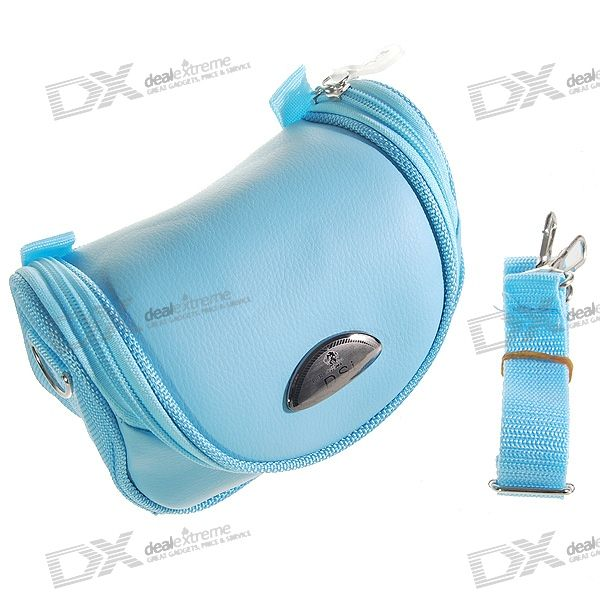 Stylish Waist Bag for NDSi/NDS/NDS Lite (Blue)
