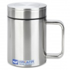 YongQuan YQO-H400 II Stainless Steel Vacuum Cup - Silver (430ml)