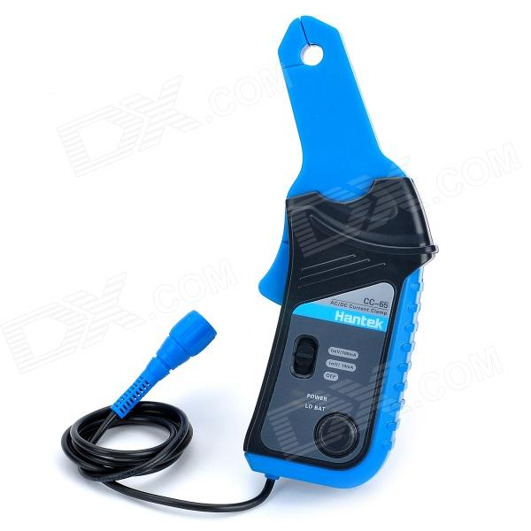Hantek CC-65 AC/DC Current Clamp Meter Multimeter with BNC Connector - Blue + Black  цены