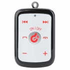 Syllable T39-001 Bluetooth v3.0 In-ear Earphone w/ Microphone for Iphone 4S / 5 / Ipad - Black + Red