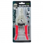 Pro'skit CP-369CE Automatic Wire Stripper & Crimper - Red + Grey