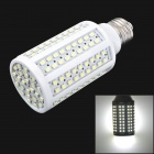 Tongdei TDE-3528-168 Corn Style E27 8W 800lm 168-LED 3528 White Bulb - White + Yellow (AC 220~240V)