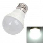 GePai E27 2W 100lm 6700K 10-SMD 5050 LED White Light Bulb - White (AC 170~240V)