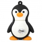 Cartoon Penguin Shaped USB 2.0 Flash Drive (16GB)