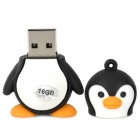Tecknad pingvin formad USB 2.0 Flash Drive (16GB)