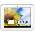 FREELANDER PD30 Quad Core 8' IPS Capacitive Screen Android 4.1 Tablet PC - White + Silver (2GB RAM)