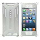 Coole Protective Aluminum Alloy Full Case für iPhone 5 - Silver
