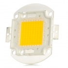 DIY 80W 8000lm 3300K Warm White Light LED Module (32~34V)