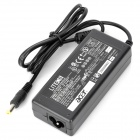 Genuine Acer PA-1600-07 Power Adapter for 3810T / 4710 Laptop (2-Flat&1-Round Pin Plug / 100~240V)