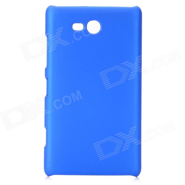 Ultrathin Protective PC Back Case for Nokia Lumia 820 - Blue stylish protective pc back case for nokia lumia 1020 blue