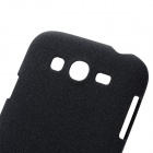 Ultrathin Protective Frosted PC Back Case for Samsung i9082 - Black