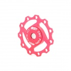 AEST YPU09A-13-04 Rear Derailleur Pulley - Red