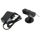 HAMY 2.4GHz 4-CH Rechargeable Mini CMOS Wireless Surveillance Security Camera - NTSC (100~240V AC)
