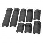 3EZ11 TROY Hand Guard Rail Covers for 21mm Rail - Black (8 PCS)