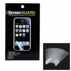 Protective Clear Screen Protector Film Guard for Sony Xperia Z L36h - Transparent (5 PCS)