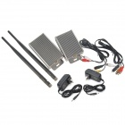 BADA 2,4 3,5 W 6-CH Stereo Wireless Audio / Video AV Transmitter & Receiver Kit (100V ~ 240V AC)