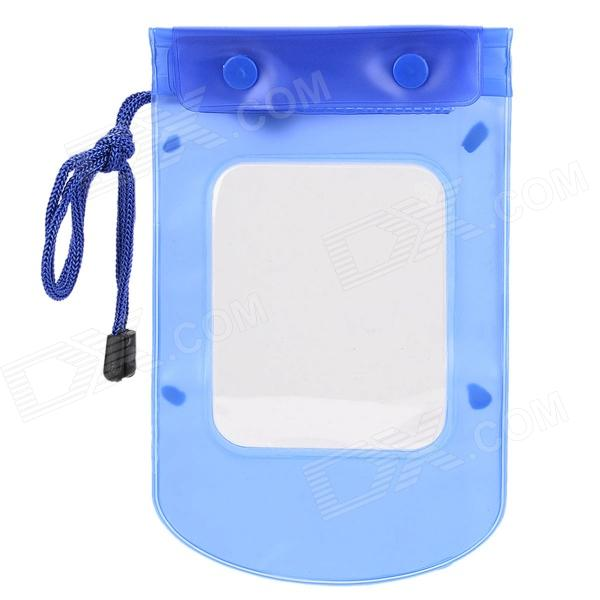 Water Resistant Cell Phone / Digital Camera Case - Blue