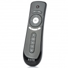 Wolke Lebend 3-in-1 2,4 GHz Wireless Air Mouse rot Laserpointer / Presenter - Schwarz
