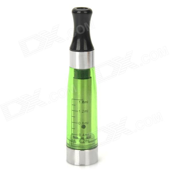 CE51302W CE5 Electronic Cigarette Round Mouth Atomizer w/ Scale - Green + Silver + Black