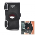 MESUCA MBT20824 Sports Knee Pad - Red + Black