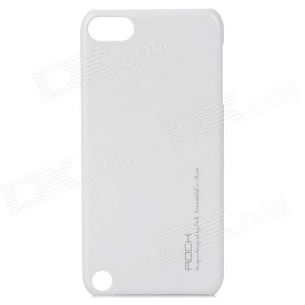 ROCK Protective PC Back Case for Ipod Touch 5 - White