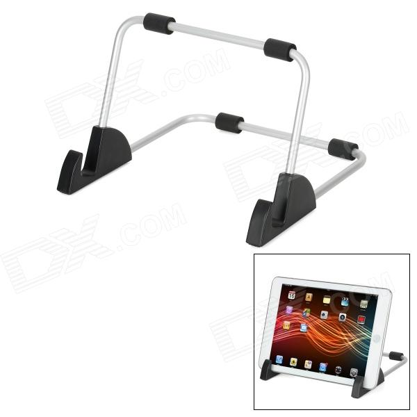 LS10 Universal Windshield and Backrest Mount Holder for Ipad / Samsung Tablet PC - Black + Silver concept car universal windshield mount holder for iphone samsung cellphone black