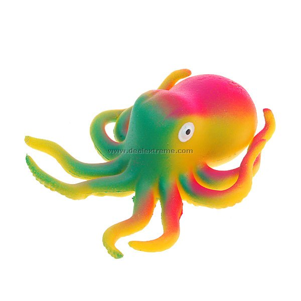 Grow In Water Octopus Toy Free Shipping Dealextreme