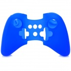 Protective Silicone Case for Wii U Controller - Blue