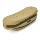 OT0401 Plastic Gunstock Pad w/ Stap for AK - Sand Color