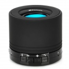 SD-100 3-in-1 Bluetooth V2.0 Speaker / MP3 Player / Handsfree w/ TF - Black + Blue